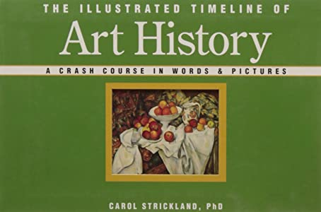 The Illustrated Timeline of Art History: A Crash Course in Words & Pictures