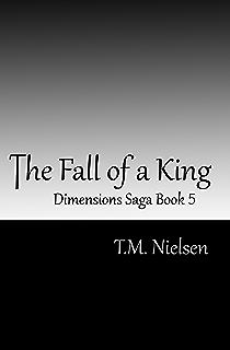 Amazon shadowmere dimensions saga book 3 ebook tm nielsen the fall of a king dimensions saga book 5 fandeluxe Images