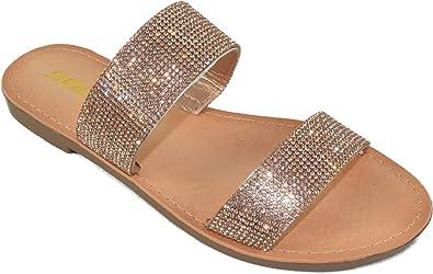soda slip on sandals