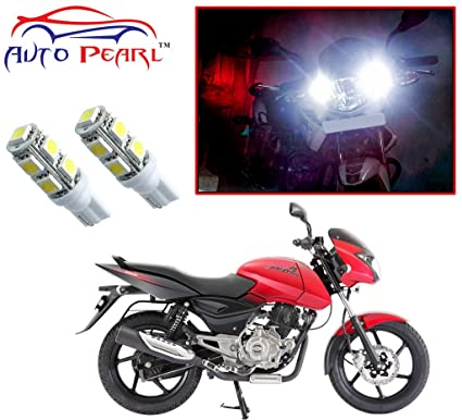 Auto Pearl LED Parking Light for Bajaj Pulsar 150 (Set of 2)