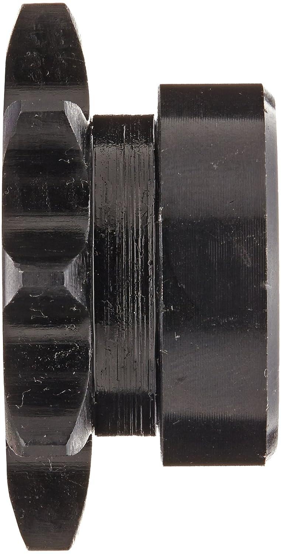1//2 Stocked Bore 10 Teeth 1//2 Stocked Bore Regal 1122241 Single Strand Browning 40B10 Minimum Bore Roller Chain Sprocket Steel