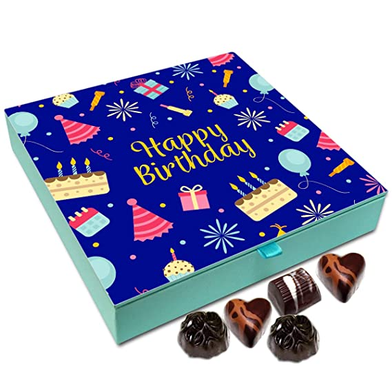 Chocholik Birthday Gift Box