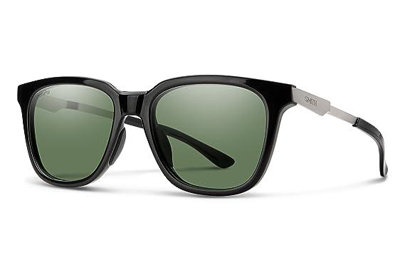 68206b65ff Bundle  Smith Roam Sunglasses Black Gray Green PolyChromaPop Polarized    Earbuds
