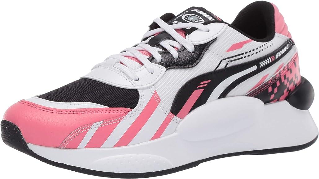 PUMA unisex child Sega 9.8 Sneaker