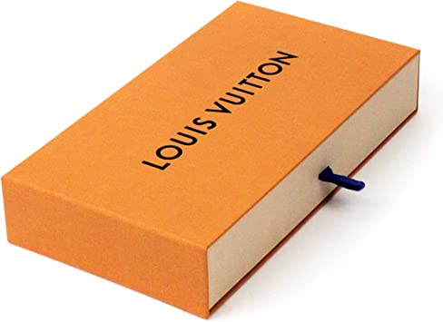LV, Louis VUITTON Box, caja de regalo, vacío caja de embalaje ...