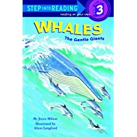 Whales: The Gentle Giants: Step Into Reading 3