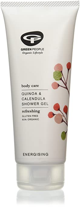 The Green People Quinoa & Calendula Shower Gel 200 ml