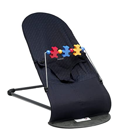 a91c3fae406 Amazon.com   BABYBJORN Baby Sitter 1-2-3 Activity Bouncer