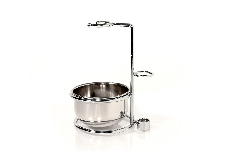 Stand for Shaving razor set with bowl korium