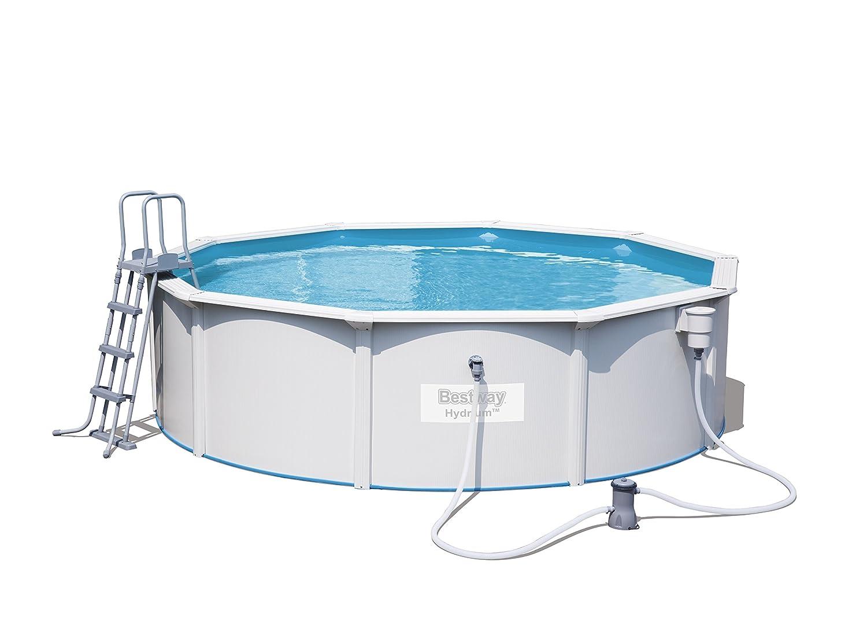 Bestway Hydrium Titan Steel Pool Package 15ft x 48\