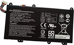 Dentsing SG03XL (11.5V 41.5Wh/3450mAh) Laptop Battery Compatible with HP Envy M7-U M7-U009DX 17-U011NR 17t-U000 Series Notebook 849315-850 TPN-I126 849049-421 HSTNN-LB7F