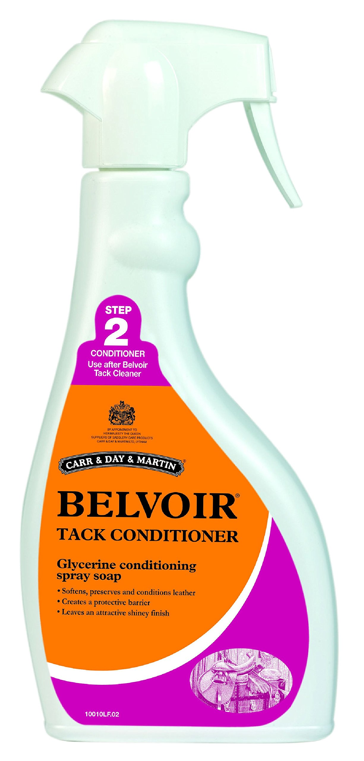 Carr and Day and Martin Belvoir Tack Conditioner Spray 500 ml by Carr and Day and Martin