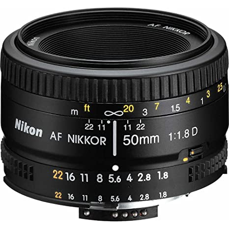 Review Nikon 2137 50mm f/1.8D