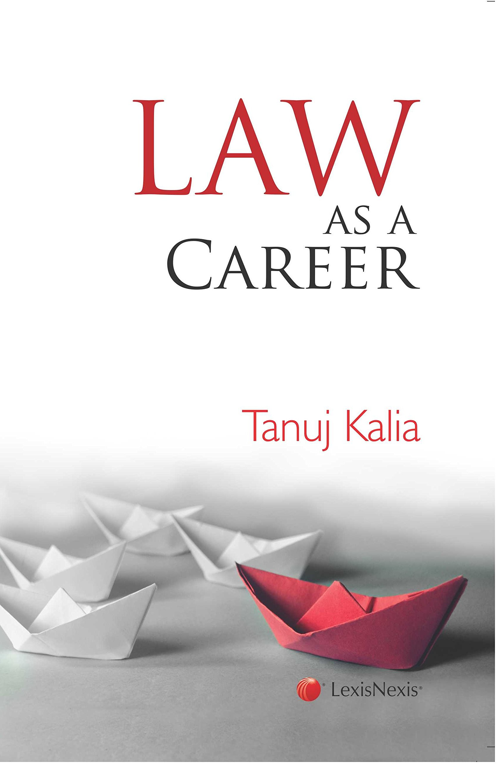 Buy Law As A Career Book Online at Low Prices in India | Law As A