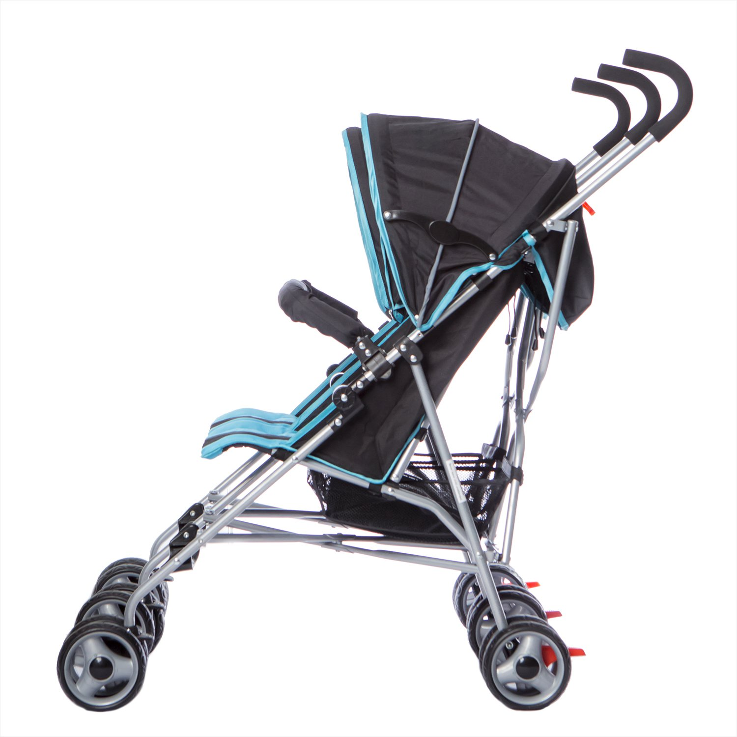 Dream On Me Twin Stroller, Dark Blue by Dream On Me (Image #2)