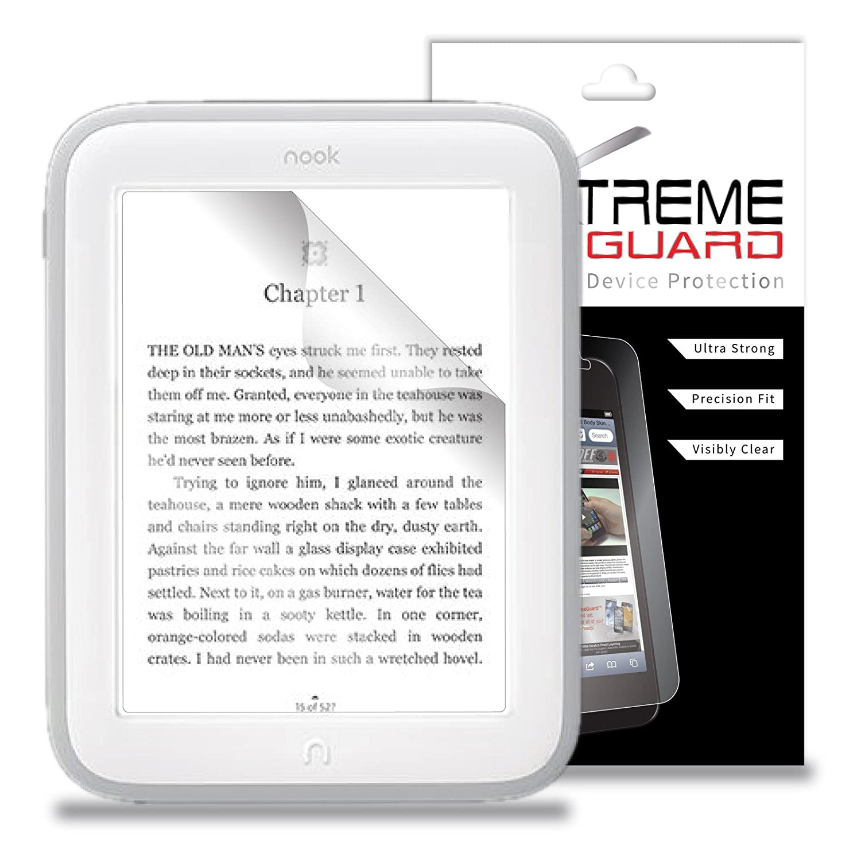 Amazon XtremeGuard Barnes Noble Nook GlowLight Tablet