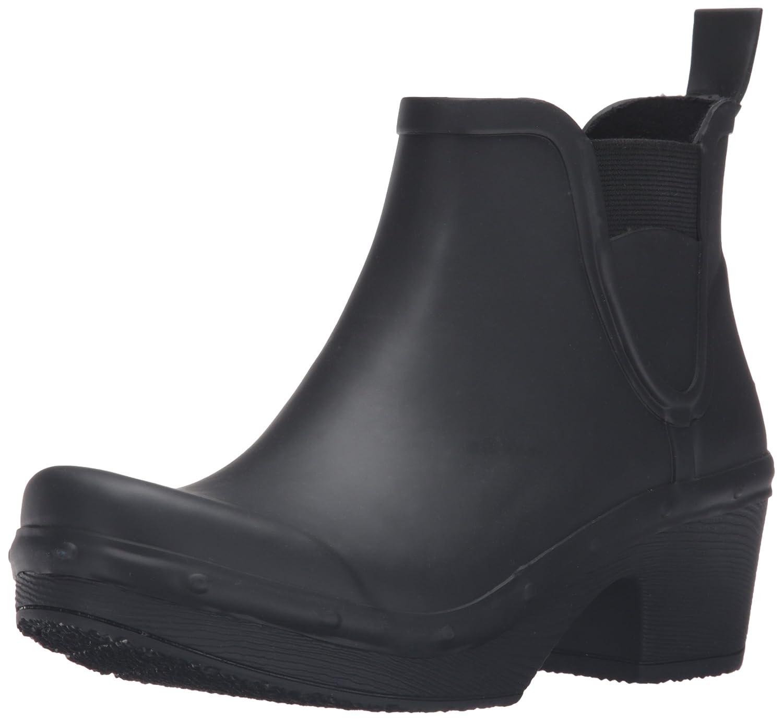 Dansko Women's Rosa Rain Boot B01A0778P2 39 EU/8.5-9 M US|Black