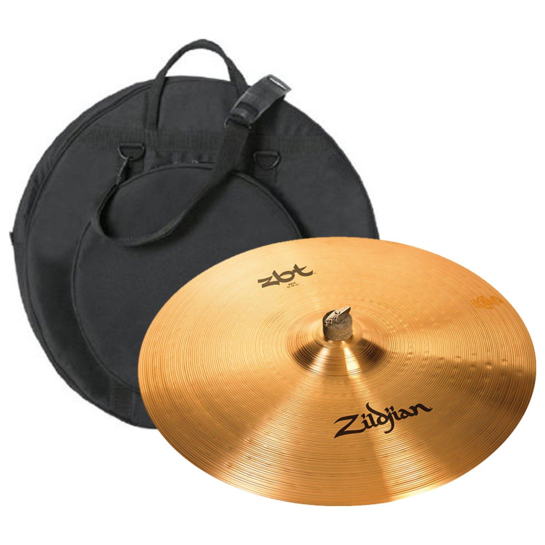 Zildjian ZBT22R 22 Inch ZBT Ride Cymbal with Gig Bag by Avedis Zildjian Company