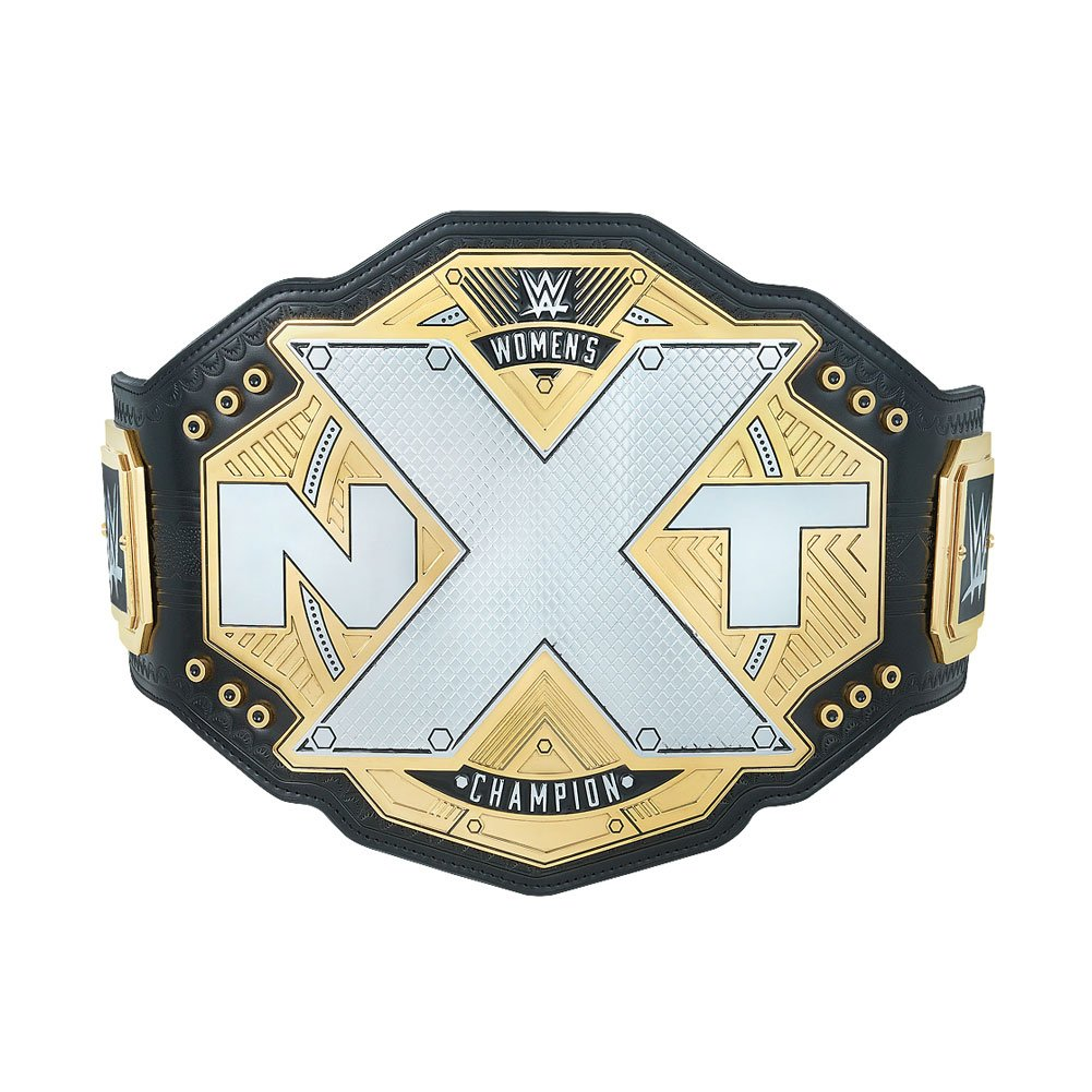 WWE NXT Women's Championship Replica Title (2017) by WWE Authentic Wear (Image #1)