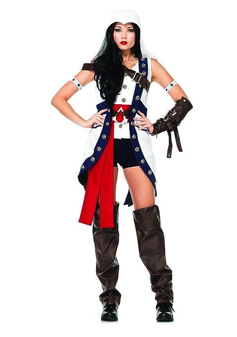LargeAmazon Assassin's E Connor itGiochi Creed Adult Costume YbgyIvf76