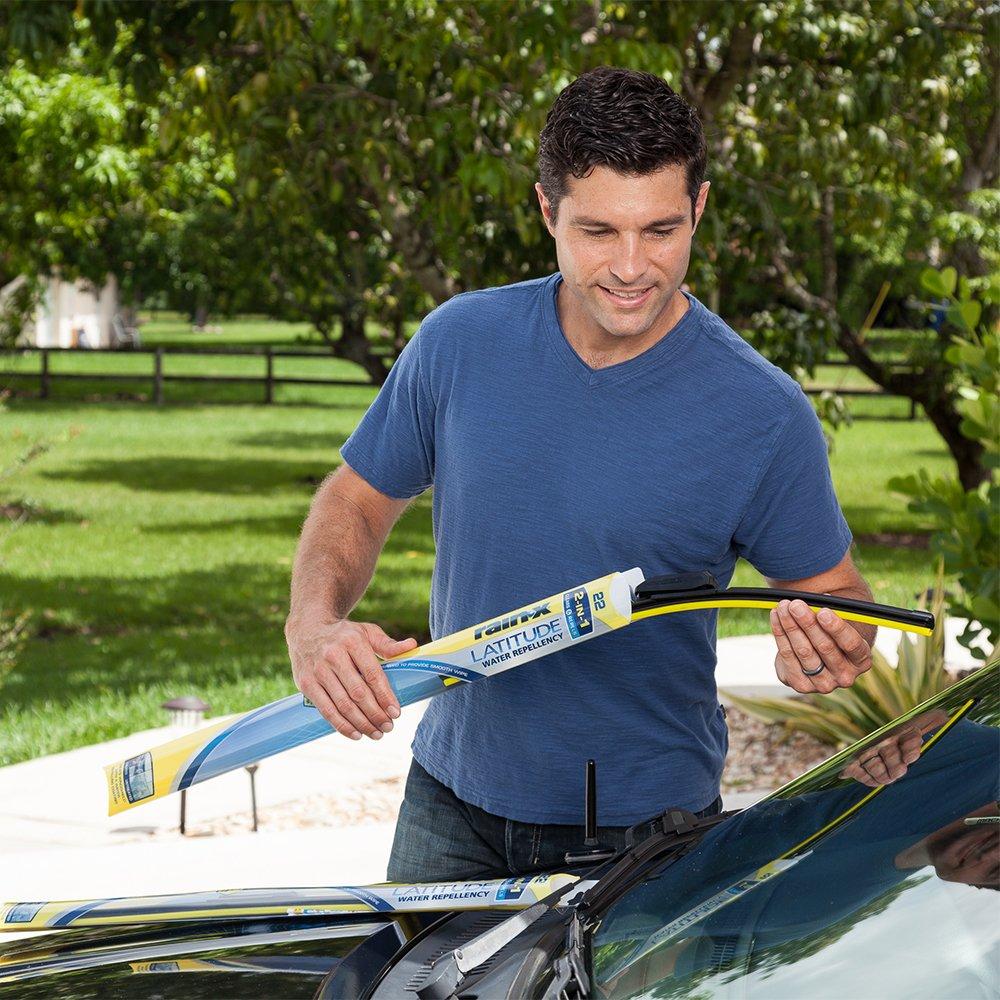 Rain-X 5079275-2 18 Latitude Water Repellency Wiper Blade