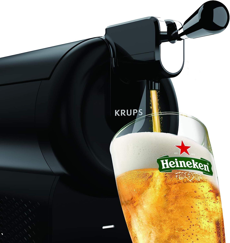 Krups Dispensador de cerveza The Sub Compact VB641810 - Tirador de ...