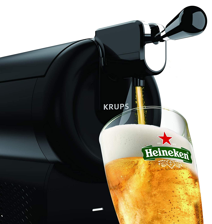 Krups The Sub Heineken VB650E10 - Tirador de cerveza, 2 l ...