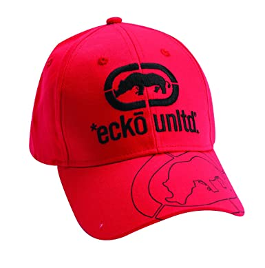 f8950dd4b3d Official Licensed GENUINE Ecko Unltd. All Red Embroidered Hat Cap at ...