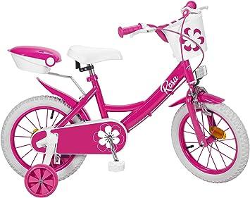 Toimsa 14122 Colors - Bicicleta de 14 pulgadas, color rosa , color ...