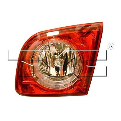 TYC 17-5271-00-1 Chevrolet Malibu Replacement Reflex Reflector: Automotive
