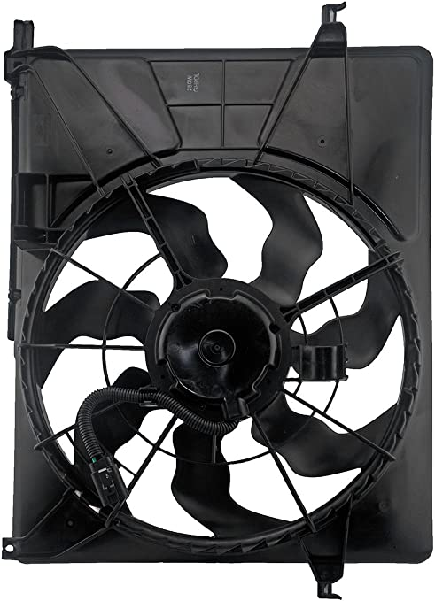 Auto 7 320-0229 conjunto de ventilador de radiador: Amazon.es ...
