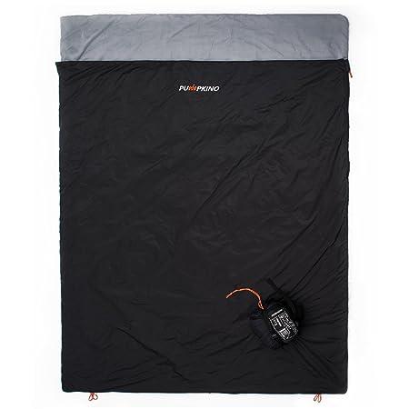 Pumpkino Sleeping Bag – Lightweight Sleeping Bag for Adults Features in Ultralight, Compact, Large Lightweight