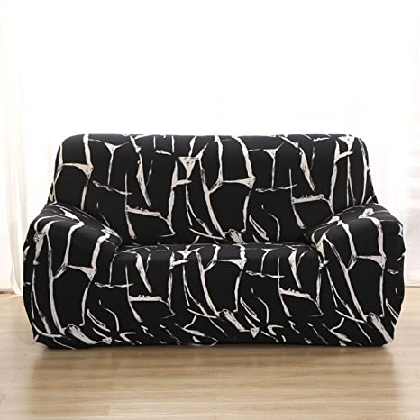 Enjoyable Amazon Com Ludan Stretch Couch Covers Sofa Slipcovers Chair Alphanode Cool Chair Designs And Ideas Alphanodeonline
