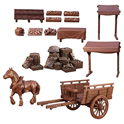 Terrain Crate - Market: Toys & Games
