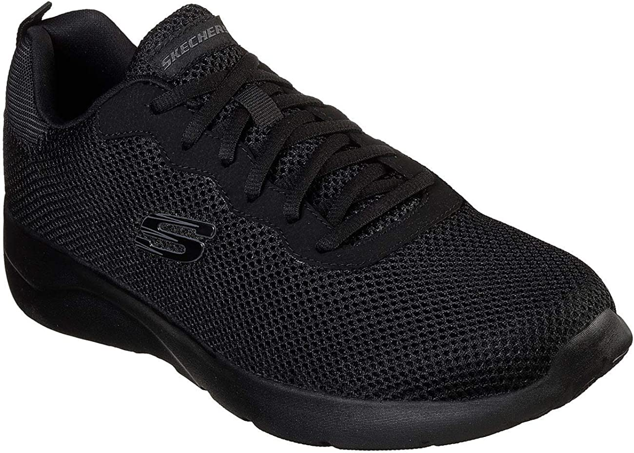 Skechers Dynamight 2.0 Rayhill Baskets pour Homme Noir