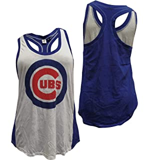 c025cd1e Amazon.com : New York Giants Women's Opening Day Remix Tank Top ...