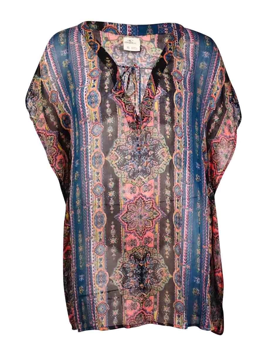 O'Neill Women's Tallulah Cover-Up (Small, Multi)