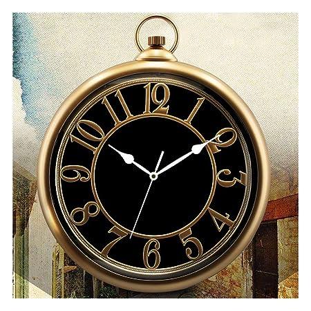 CLX Reloj de Bolsillo y Cadena para Hombres, cronómetro ...