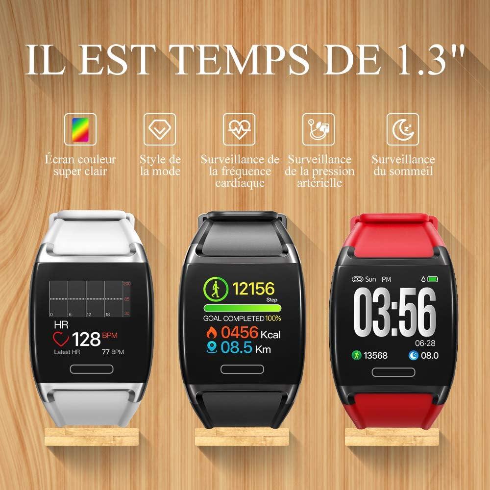 Montre Cardio Smartwatch Mixte3