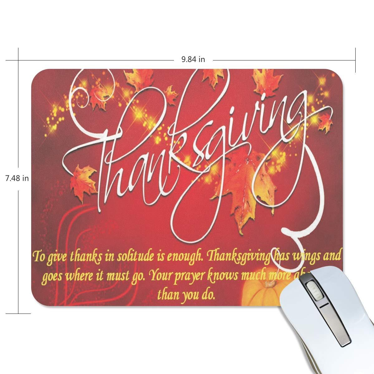 Amazon Com Mouse Pad Thanksgiving Wallpaper Desktop Gaming