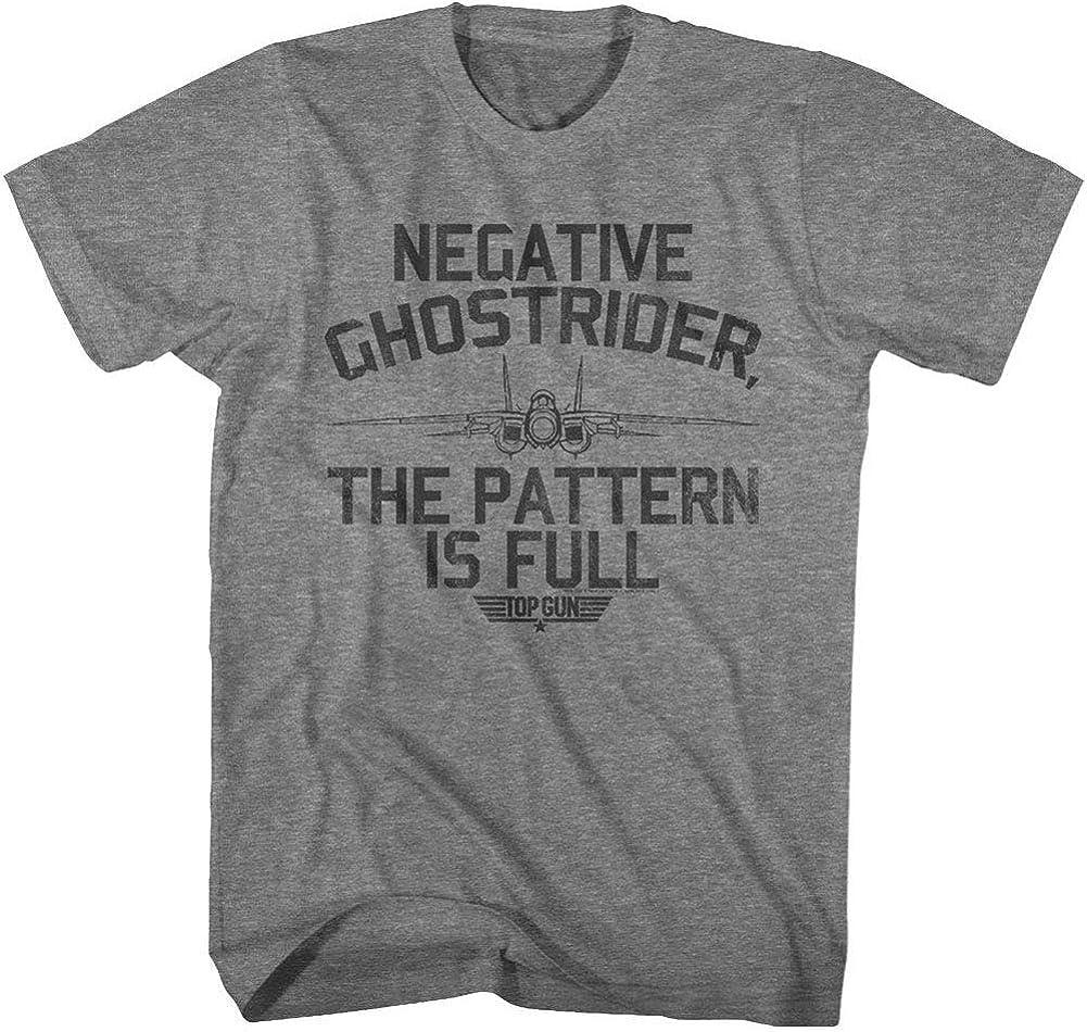 Negative Ghostrider The Pattern Is Full Unisex Tshirt Top Gun Colour