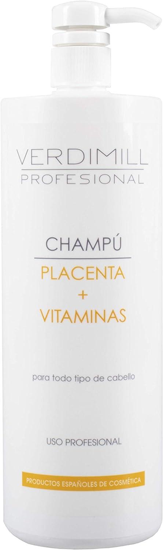 Champú Multivitaminas y Placenta Vegetal (1000ml)