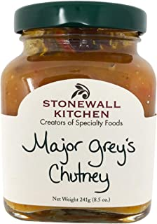 product image for Stonewall Kitchen Major Grey's Chutney, 8.5 Ounces