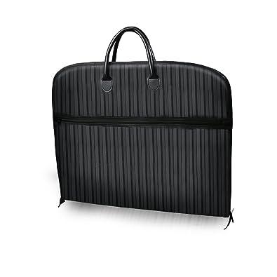 d11f7ab794 ガーメントケース スーツ用 収納ケース 大容量 ガーメントバッグ 出張 旅行 ビジネス 冠婚葬祭