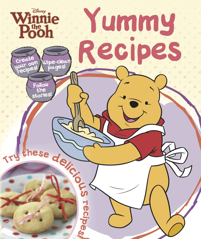 Read Online Pooh's Yummy Cookbook pdf epub
