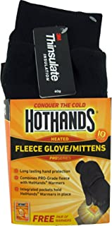 product image for HotHands Heated Fleece Glove / Mittens