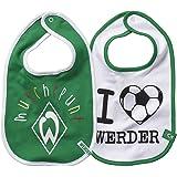 Lätzchen 2er Set SV Werder Bremen