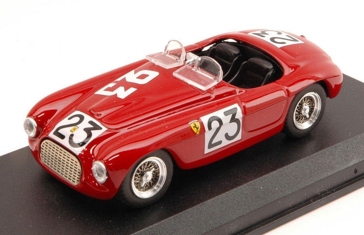 Art-Model AM0161 Ferrari 166 Spyder N.23 LM49 1:43 MODELLINO DIE CAST Model