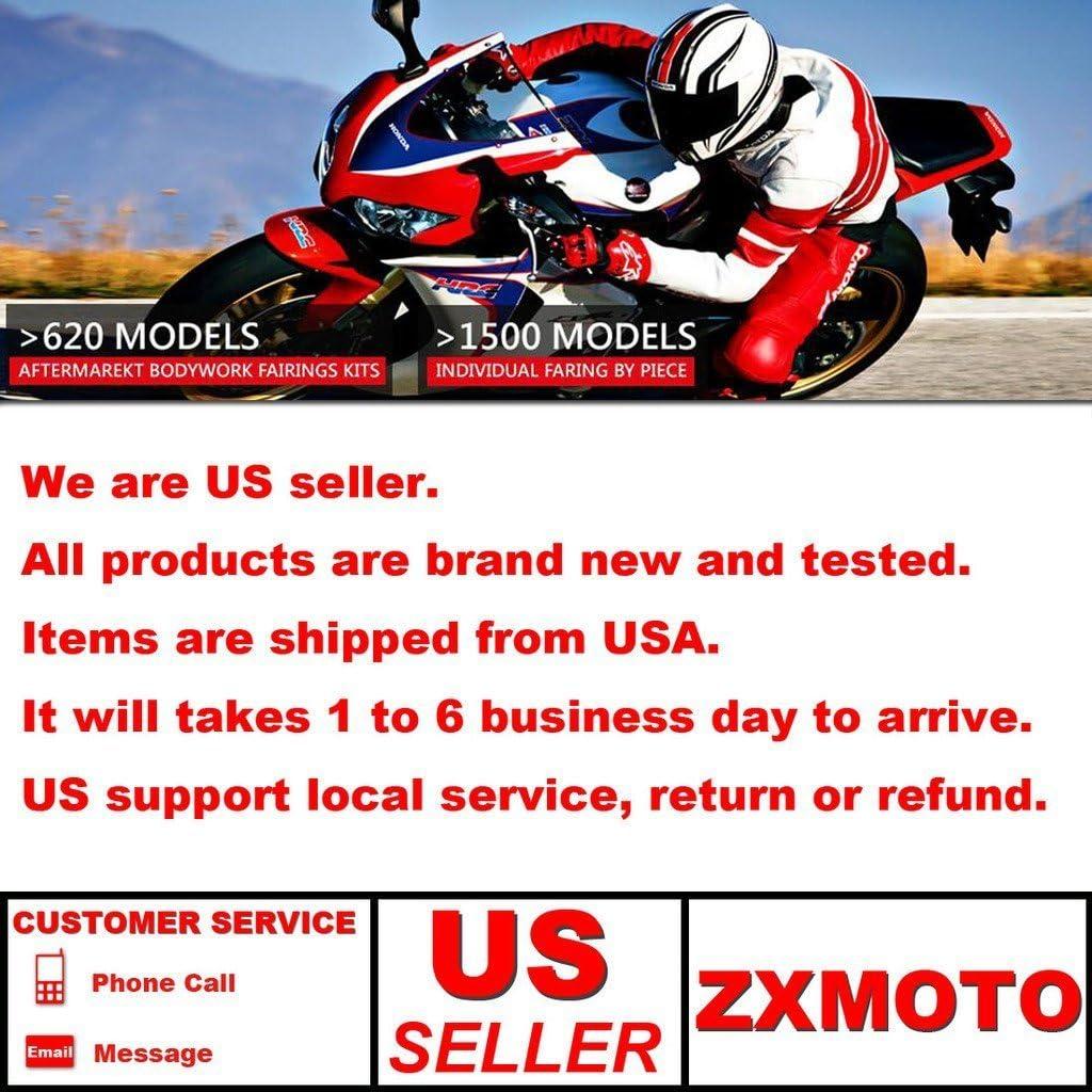 ZXMOTO Unpainted Front Upper Cowl fairing for Suzuki HAYABUSA GSX-R 1300R 1999 2000 20001 2002 2003 2004 2005 2006 2007