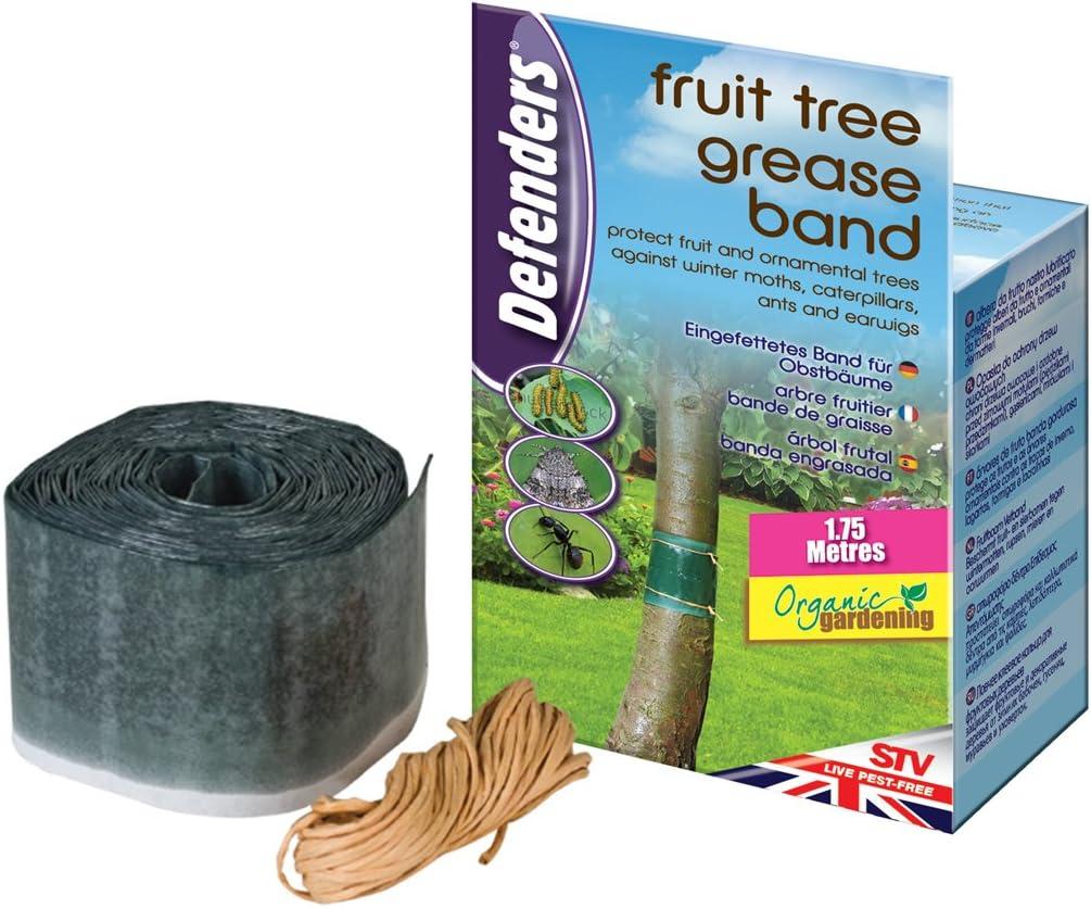 STV International Times Up - Cinta de Grasa para árbol frutal (1,75 m)